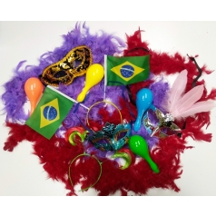 חבילה בסגנון ברזיל