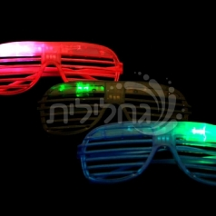 12 משקפיים מאירים - Party Shades