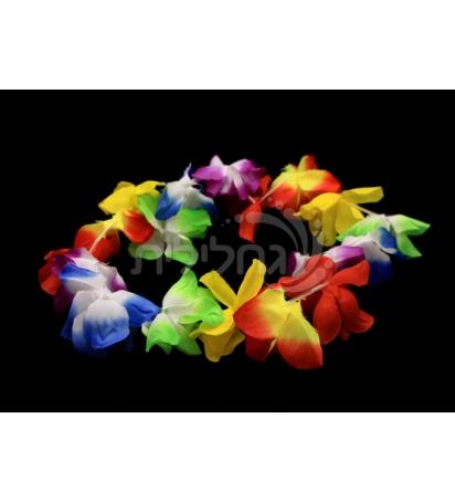 כתרי הוואי צבעוניים