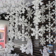 פתיתי שלג לקישוט