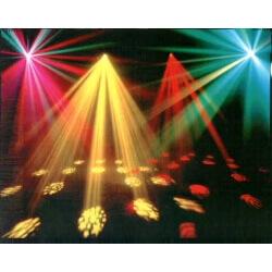 תאורת מסיבה דיסקו להשכרה