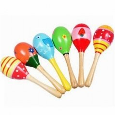 Colorful-baby-wooden-rattle-musical-toys-cute-cartoon-mini-wooden-Sand-hammer-Maracas-Baby-toy
