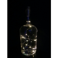 גרילנדה דקורטיבית לבקבוק