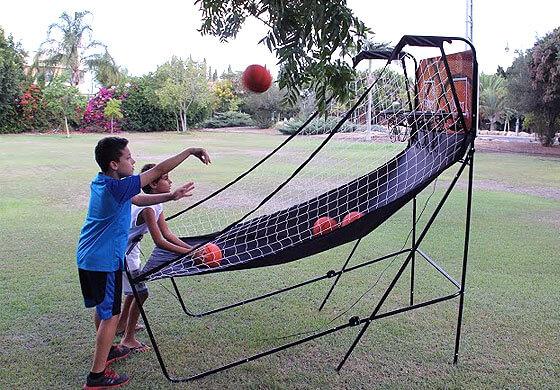 כדורסל אלקטרוני לכל המשפחה