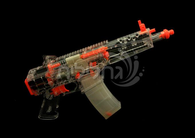 רובה מים חשמלי מאיר - חדש!