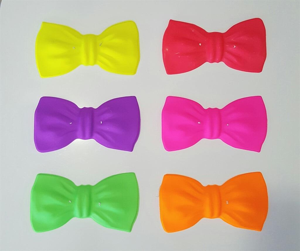 12 עניבות מסיבה זרחניות