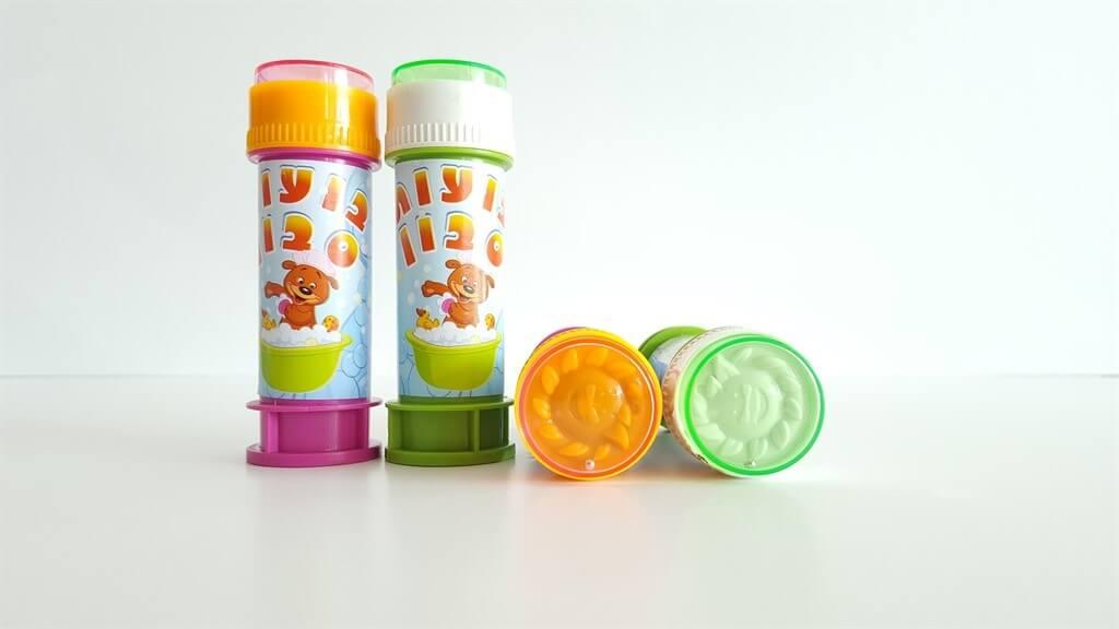 בועות סבון דובי