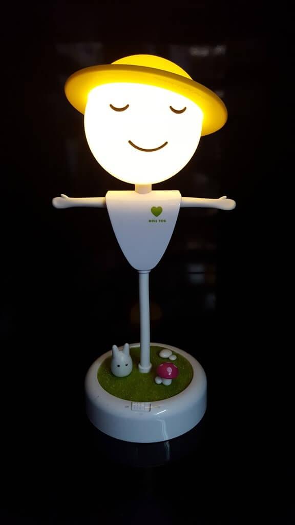 מנורת ילד