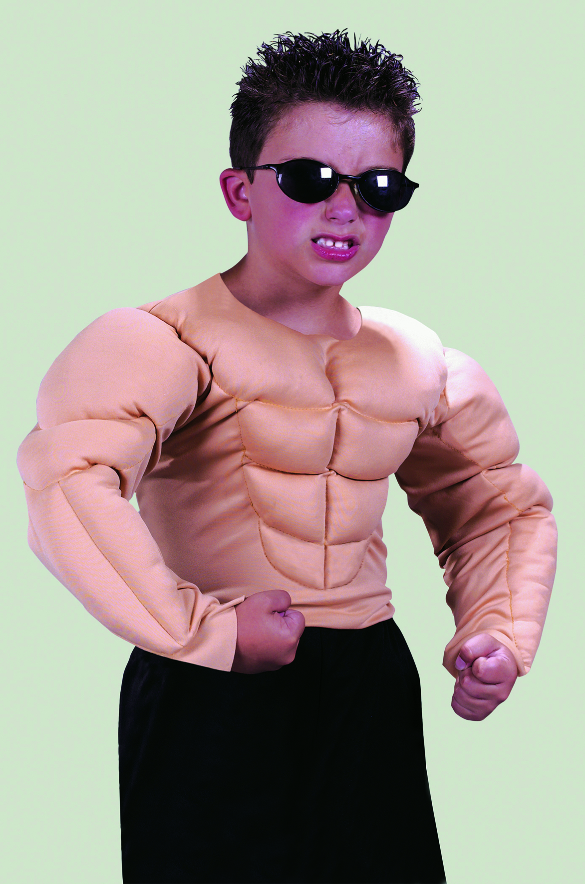 חולצת שרירים - מידת ילד