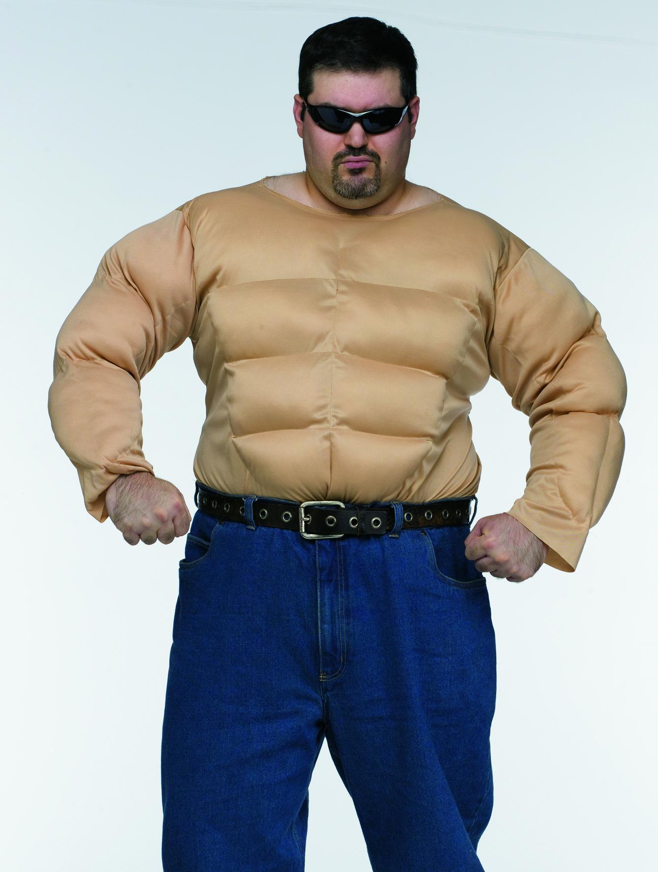 חולצת שרירים - מידת מבוגר