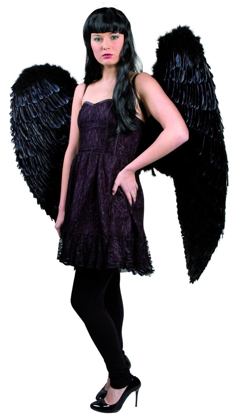 כנפי מלאך שחורות 120 ס