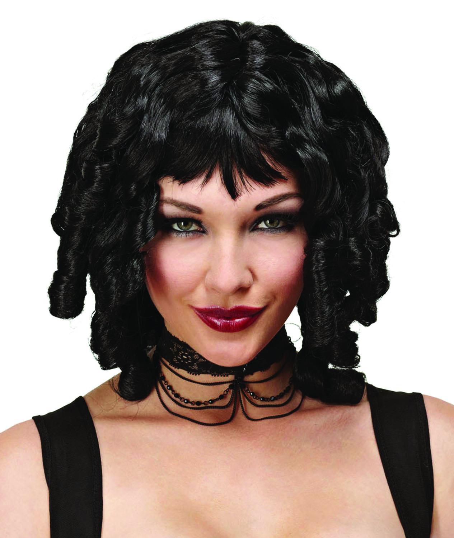 פיאת בובה שחורה