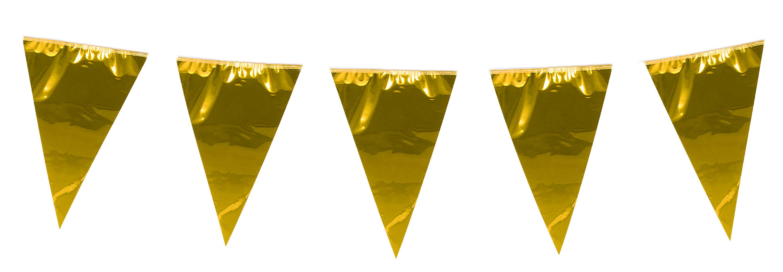 10 מטר שרשראות דגלוני כסף / זהב