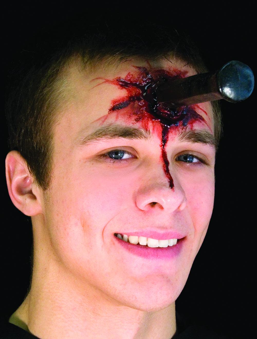 אפקט סכין בראש