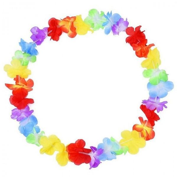 12 כתרי הוואי צבעוניים