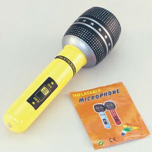 מיקרופון ענק מתנפח