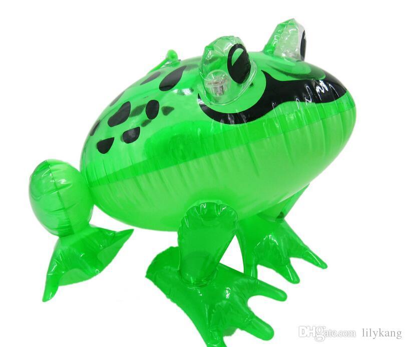 צפרדע ארוכה מתנפחת