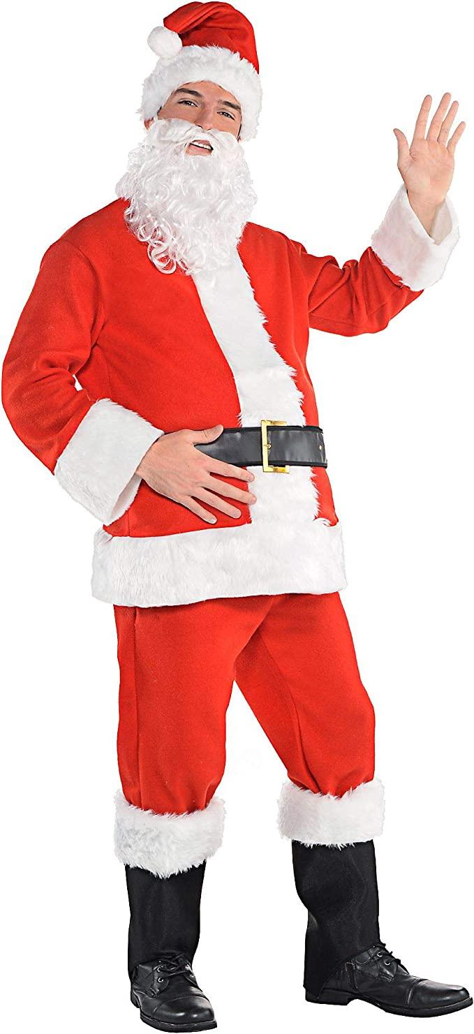 חליפת סנטה למבוגרים