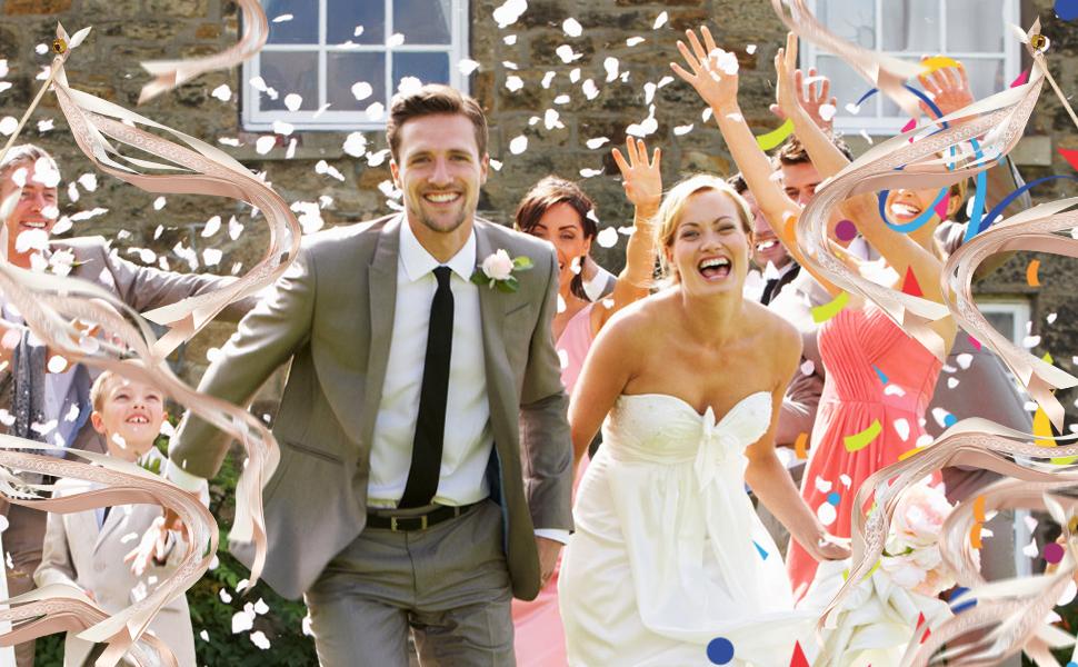 מקלות צהלולים לחתונה